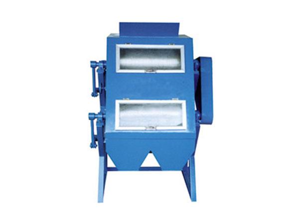 CXJ系列干粉永磁筒式磁选机