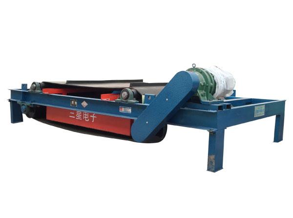 现有控制模式下自卸式除铁器的问题及改进方案